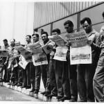 Inaugurazione nuovo stabilimento  Bari 1965