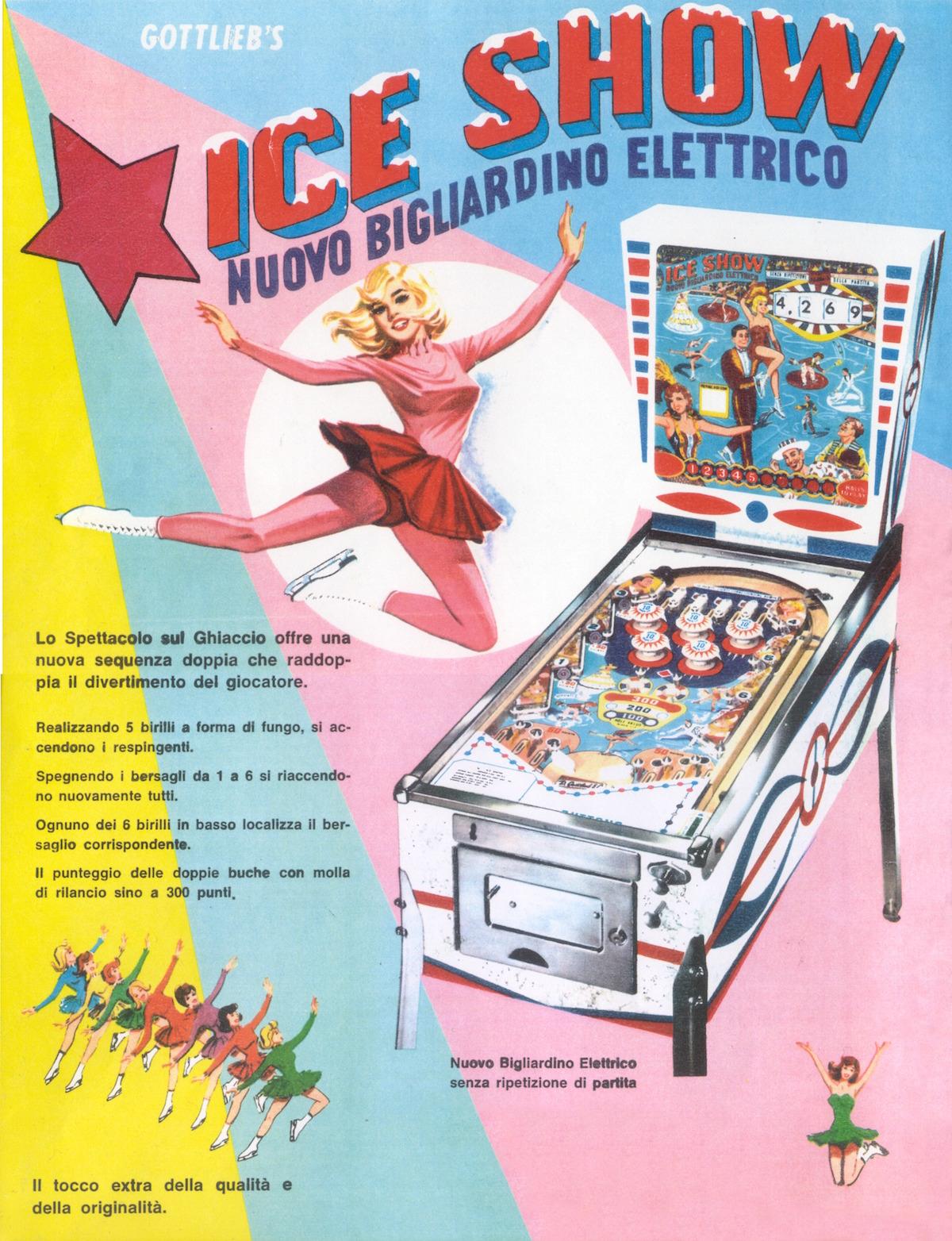 Ice Show no timbro