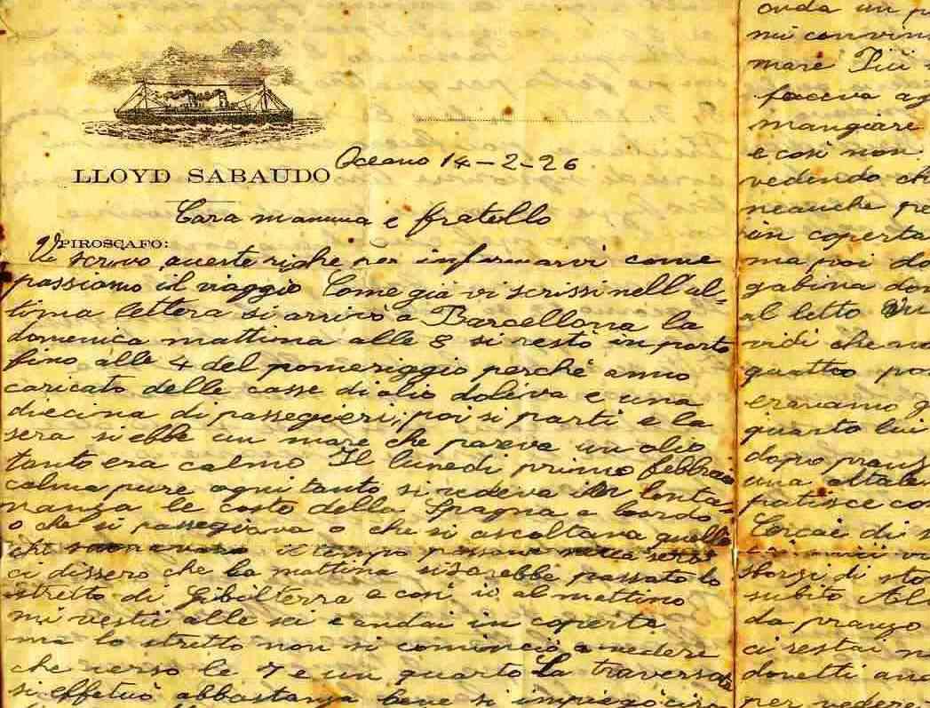 Fondo-EMIGRAZIONE-epistolario-Calosso-1926